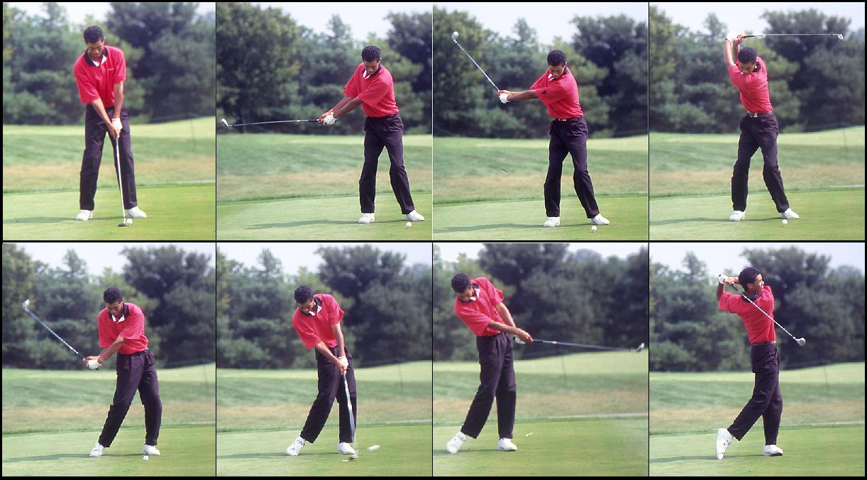 tiger-sequence-1992Tiger Woods Swing Sequence