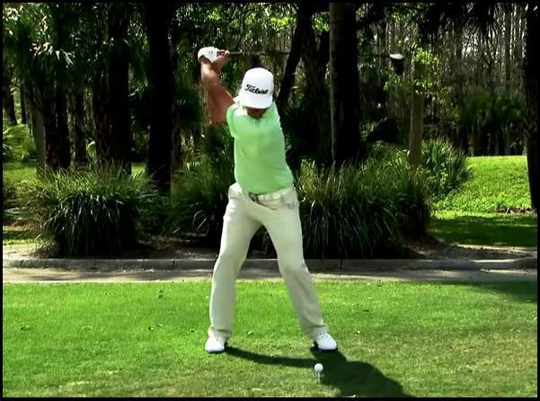 golf winner yesterday
