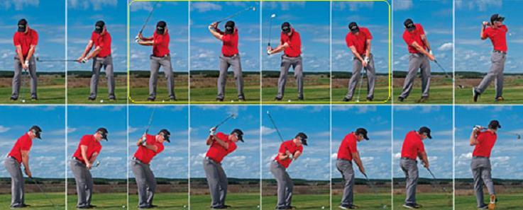 Driving Swing Sequence Pictures To Pin On Pinterest