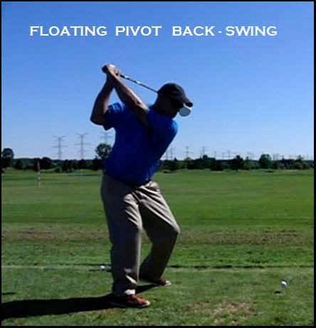 floating pivot back swing
