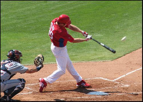 baseball impact