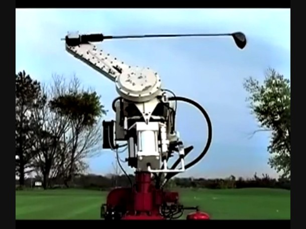 iron byron golf machine