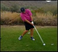 wax golfer