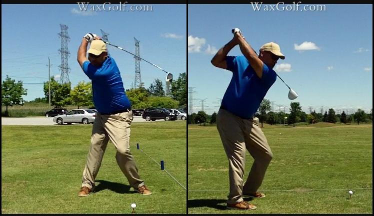 Why The Tighter Pivot Increases Power | WAX Golf