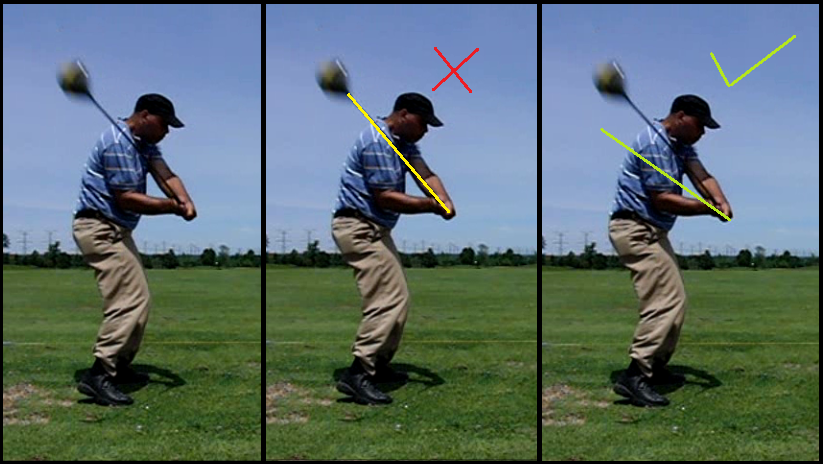 """So, """"Dropping"""" Your Club Into The """"Slot"""" Is Easy… 