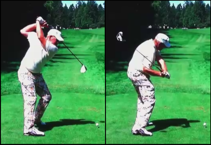 Why The Tighter Pivot Increases Power Wax Golf