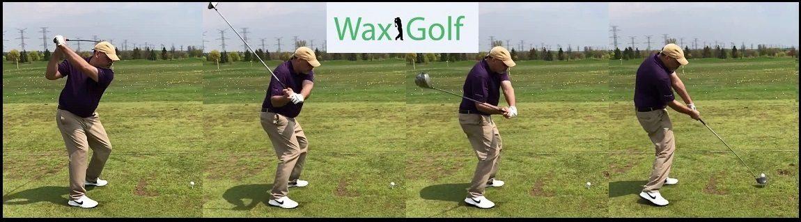 Matt Wolf's Pivot Channels Arnold Palmer   WAX Golf