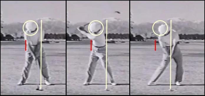 The Mcs Golf Swing Ben Hogan S Floating Pivot Wax Golf