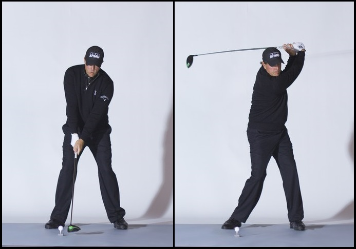 Gee The Classic Golf Swing Is Genius Phil Mickelson Golf Digest Wax Golf